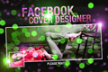Приложение для iPhone Facebook Cover Designer