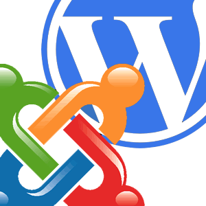 Joomla и wordpress
