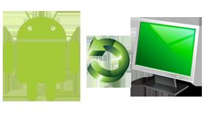 Синхронизация компьютера и телефона Android