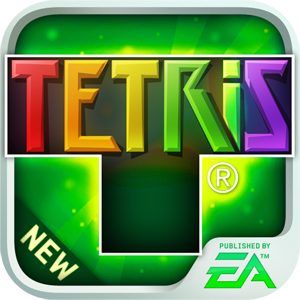Легендарная игра для iPhone Tetris от Electronic Arts