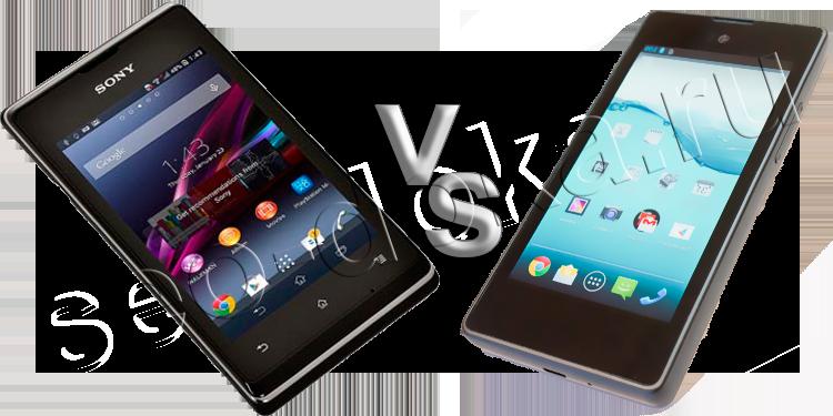 Highscreen Ice 2 против YotaPhone