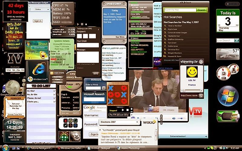 Экран Приветствие Для Windows Vista
