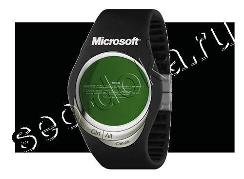 Умные часы от Microsoft