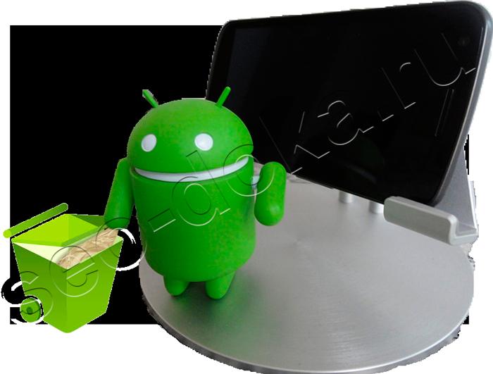 Удаление информации со смартфона на Android