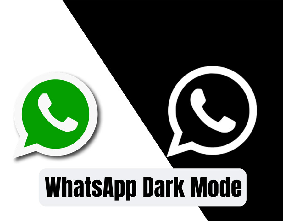 Dark Mode в WhatsApp