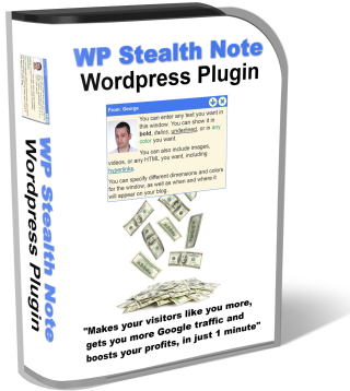 Плагин WP-Note для WordPress